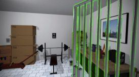 Escape!VR - The Basement - VR Escape Room - www.escapevr.net
